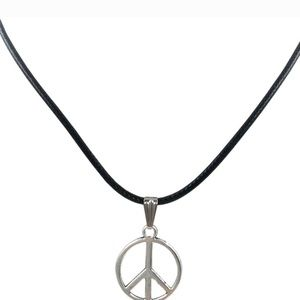 New! Peace Necklace